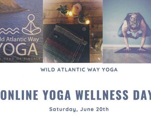 Yoga Wellness Retreat Sat 20th June