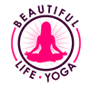 Beautiful Life Yoga Logo